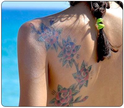 Лазерное удаление татуировок (татуажа) в Киеве, вывдение выведение тату, цены, отзывы